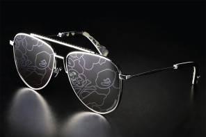 Volete un paio di occhiali da tramandare ai vostri figli? BAPE e mastermind JAPAN vengono in vostro aiuto