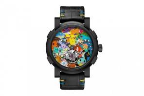 L'edizione limitata e ultra lusso dell'orologio con i Pokémon che costa 258.000 dollari