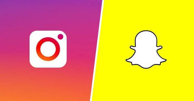 Instagram è il nuovo clone di Snapchat... con funzionalità in più