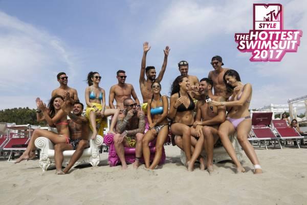 The Hottest Swimsuit 2017, Giulia Latini e Valentina Vignali nella bufera