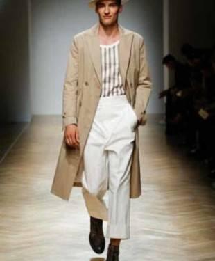 Milano Moda Uomo la sfilata Daks le foto e le tendenze SS 18