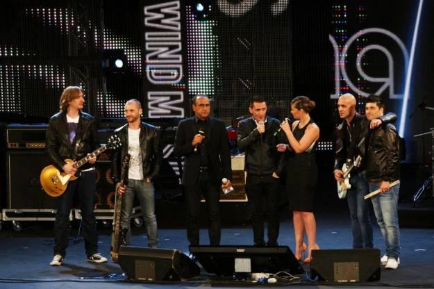 Pausa dalla musica per il cinema: i Modà ai Wind Music Awards con Kekko Silvestre regista