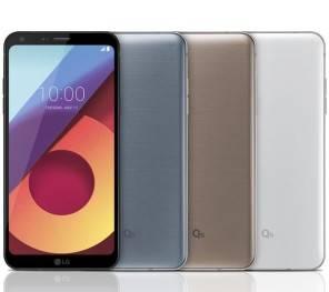 LG e lo smartphone LG Q6 con display FullVision caratteristiche e il prezzo