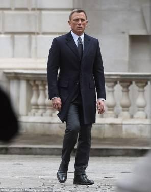 James Bond il nuovo film esce a novembre 2019 Daniel Craig confermato