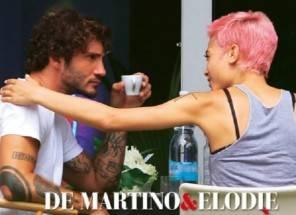Stefano De Martino ed Elodie insieme a Bergamo sta nascendo qualcosa?