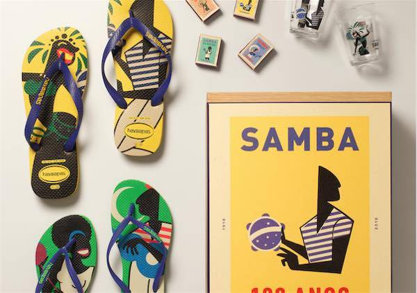 La Samba e Havaianas e il party cool a Parigi con Vincent Cassel
