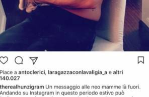 """Selvaggia Lucarelli bacchetta Michelle Hunziker: """"Ma quale ciccetta!"""""""