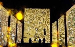 """La """"Klimt experience"""" al Mudec mostra un nuovo modo di vedere e di vivere l'arte"""