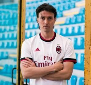 Milan ecco la nuova maglia da trasferta del club