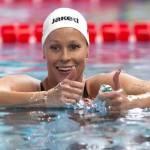Jaked ai Mondiali di nuoto con Federica Pellegrini Oro nei 200 stile