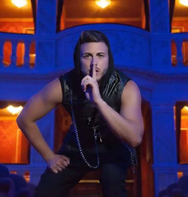 """Alex Palmieri ecco il nuovo singolo dal titolo But Nobody Knows"""""""