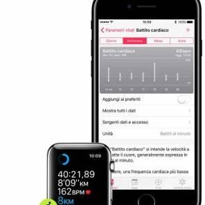 Apple Watch serie 3 in aiuto di chi soffre di fibrillazione atriale
