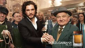 Jon Snow di Game of Thrones protagonista dello spot Dolce e Gabbana a Napoli