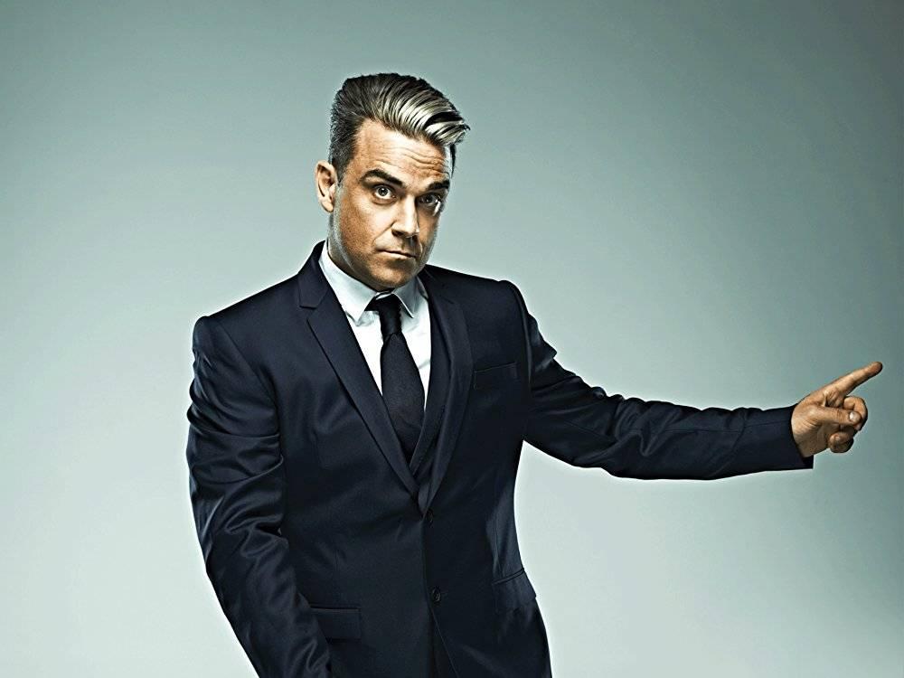 L'ernia del disco ferma Robbie Williams, due live cancellati in Russia