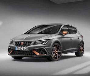 Salone di Francoforte 2017: la nuova SEAT Leon CUPRA R