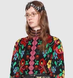 Sfilata Gucci settembre 2017 streaming a Milano Moda donna
