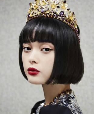 Dolce e Gabbana sfila la linea beauty a Tokio: le labbra audaci delle donne di oggi