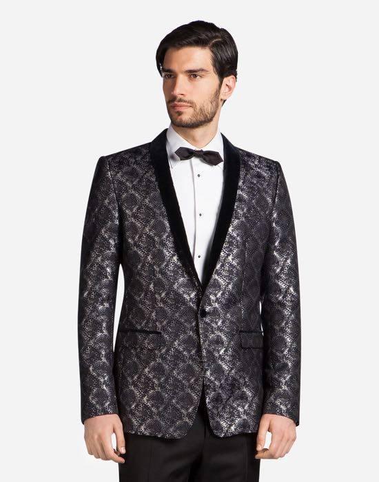 Vestiti Matrimonio Uomo Dolce E Gabbana : Giacche da cerimonia e di lusso per l uomo dolce e gabbana moda