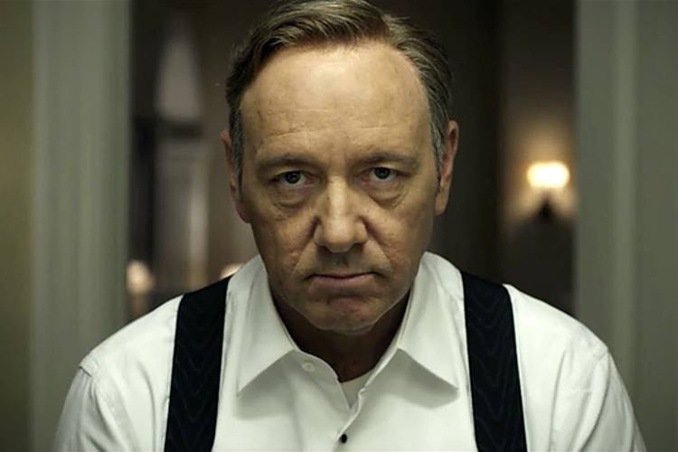 Caso Kevin Spacey: per Netflix House of Cards finirà questa stagione