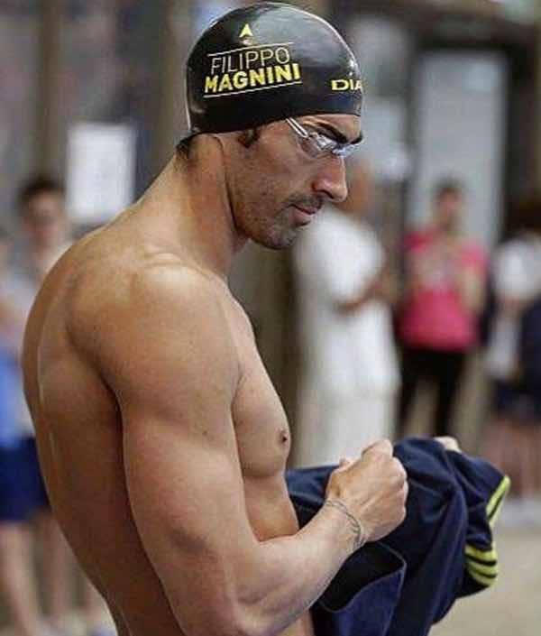 Doping, Filippo Magnini indagato dalla Procura Nado