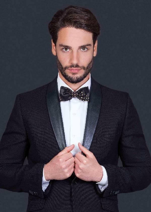 Mister Italia 2016 Giuseppe Alfano volerà in Taiwan per partecipare a Mister Ocean 2017