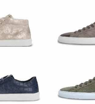 Sneaker uomo tendenze autunno inverno 2017 ecco i must have di stagione