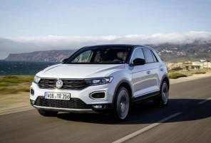 La T-Roc motorizzazioni prezzo e caratteristiche della vettura Volkswagen