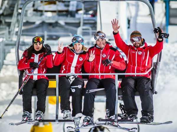 Dove andare a sciare a Cortina e quale scuola di sci frequentare?