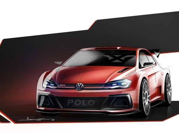 Anteprima della Volkswagen Polo GTI R5, la versione Rally