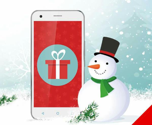 Vodafone, con Christmas Pack già disponibili le offerte per Natale