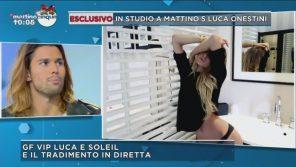 Soleil Sorge contro Luca Onestini, sta per tornare sui suoi passi e in TV?