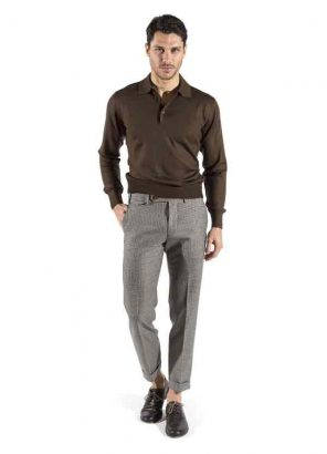 Pitti Uomo gennaio 2018, la moda uomo e i pantaloni di Berwich