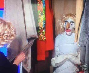 Uomini e donne Gemma finisce nell'armadio come Ignazio e Cecilia