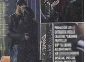 Jeremias Rodriguez bacio con la lingua alla sua nuova fidanzata FOTO