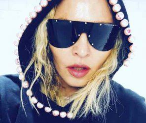 Chiara Ferragni veste Madonna e la regina del pop pubblica la foto su instagram