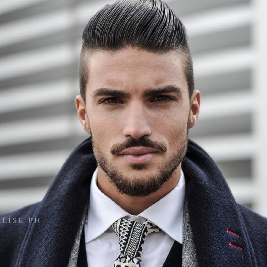 Italian Male Fashion Blogger