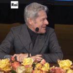 Claudio Baglioni Sanremo 2018 abito stilista e look scelto all'Ariston