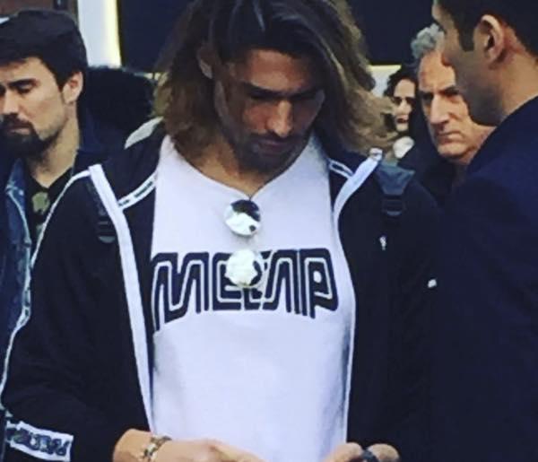 Francesco Monte e Luca Onestini il lungo abbraccio, nuova amicizia?