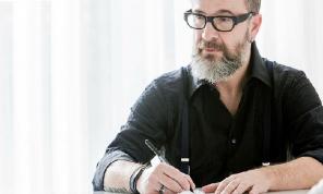 Marco Masini Sanremo Young abito e stilista scelto per il programma della Clerici