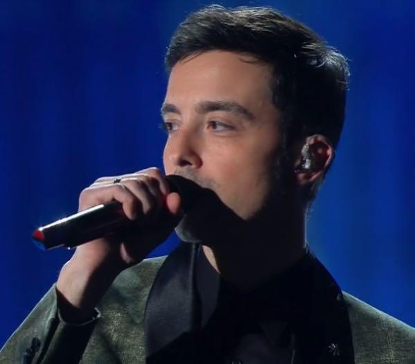 Diodato Sanremo 2018 abito look e stilista scelto al Festival