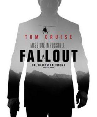 Mission Impossible: Fallout con Tom Cruise prime immagini del film