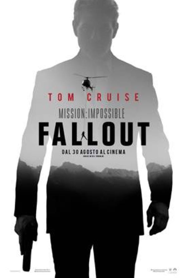 Mission Impossible: Fallout con Tom Cruise prime immagini del film