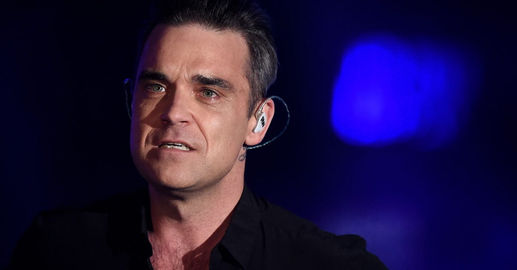 Robbie Williams malattia alla testa / La depressione e ansia l'intervista verità