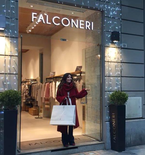 Serena Rossi Sanremo 2018 abito stilista e look al Festival
