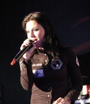 The Voice Italia Cristina Scabbia chi è, età, altezza e carriera nella musica