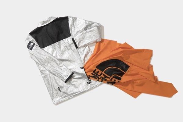 Waterproof e antivento la moda uomo è in alluminio!