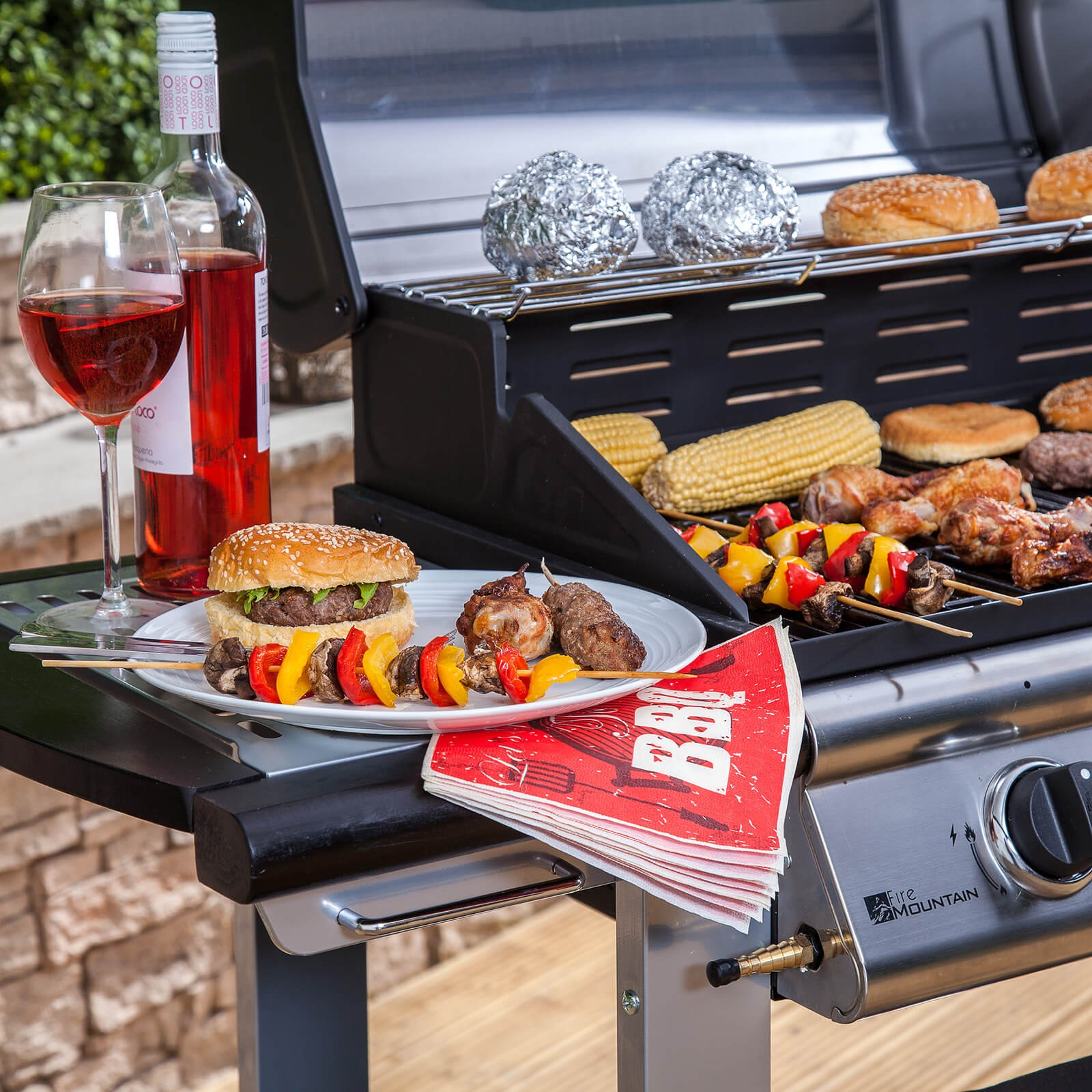 Come fare un barbecue perfetto a casa o per i vostri - Barbecue in casa ...