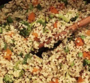 Come restare in forma con la dieta a base di riso e pesce per superare la prova costume