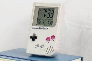 Il Game Boy di Nintendo diventa una sveglia, ecco la trasformazione