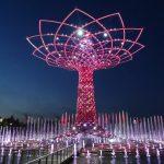 Albero della vita Expo a Milano per la finale dell'Isola dei famosi dove si trova?
